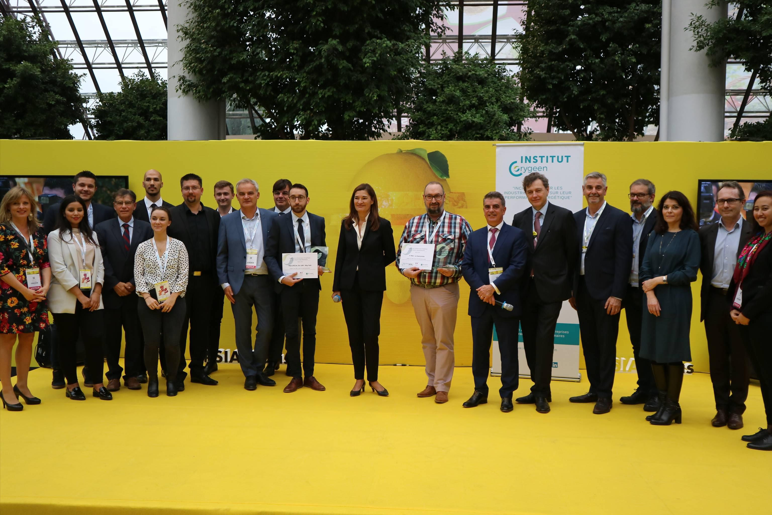Trophées de la Performance Énergétique 2018