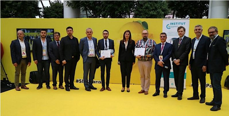 Laureats Trophées 2018