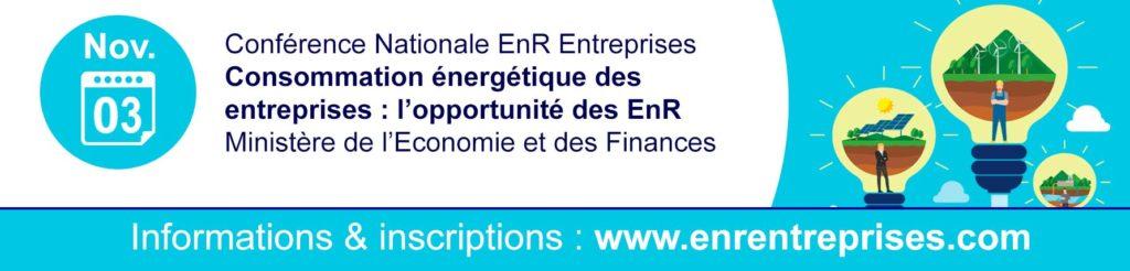 Conférence EnR Entreprises 2020